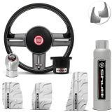 Volante-Shutt-Rallye-Grafite-Extreme-Cubo-Uno-Tempra-Elba-Fiorino---kit-Silver-Connect-Parts--1-