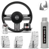 Volante-Shutt-Rallye-Grafite-Extreme-Cubo-Ka-Focus-Fiesta-Linha-Ford---kit-Silver-Connect-Parts--1-