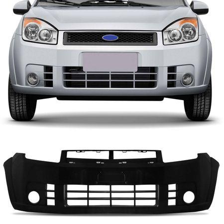 Para-Choque-Dianteiro-Ford-Fiesta-08-09-10-Preto-com-Furo-Milha-connectparts--1-