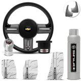 Volante-Shutt-Rallye-Grafite-Extreme-Cubo-Opala-Caravan---kit-Silver-Connect-Parts--1-
