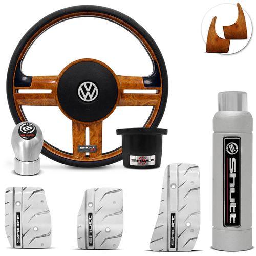 Volante-Shutt-Rallye-Madeira-GTR-Cubo-Fusca-Voyage-Passat-Todos-VW---kit-Silver-Connect-Parts--1-