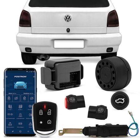 Kit-Alarme-Positron-PX360BT---Abertura-Porta-Malas-Gol-G2-1996-a-1999-Gol-Special-2000-a-2005-connect-parts--1-