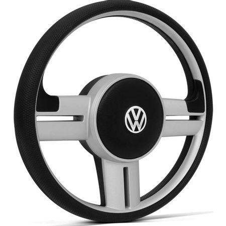 Volante-Esportivo-Rallye-Super-Surf-Slim-Prata-Universal-Sem-Cubo-Com-Emblema-VW-connectparts--2-