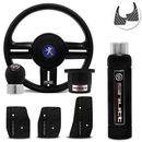 Volante-Shutt-Rallye-Black-Piano-Xtreme-Cubo-Peugeot-206-306-207--kit-Black-Connect-Parts--1-