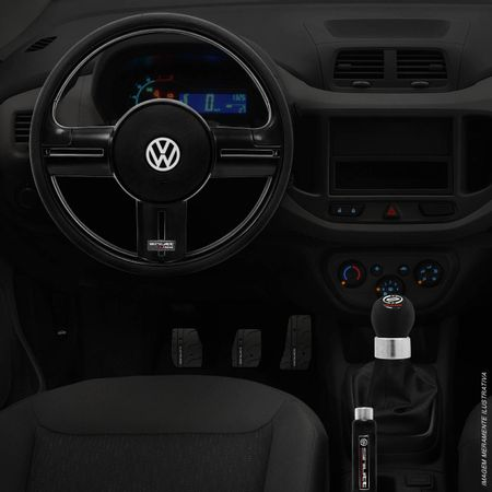 Volante-Shutt-Rallye-Black-Piano-Xtreme-Cubo-Gol-Parati-Golf-Linha-VW--kit-Black-connect-parts--1-