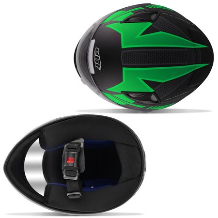 Capacete-Fechado-New-Spark-Flash-Preto-Fosco-Verde-connectparts--5-
