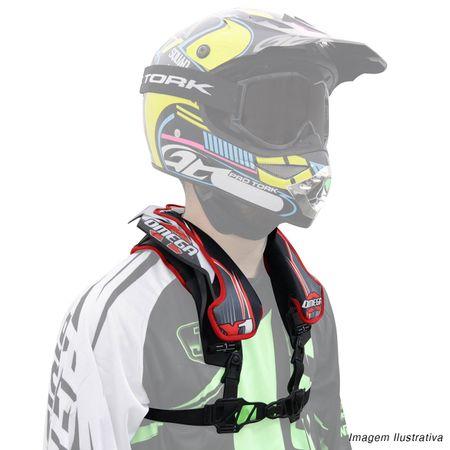 Protetor-De-Pescoco-E-Coluna-Motocross-Omega-Brace-Y1-Tamanho-Unico-Branco-E-Vermelho-connectparts--1-