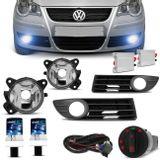 Kit-Farol-de-Milha-Polo-Hatch-Sedan-2007-2008-2009-Auxiliar-Neblina---Xenon-8000K-connect-parts--1-