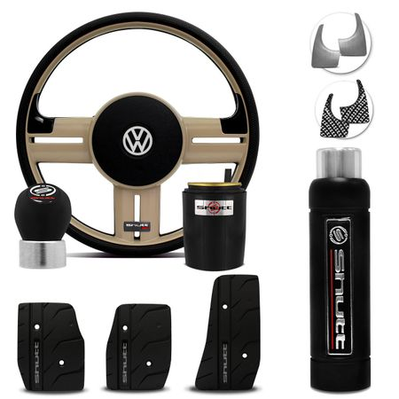 Volante-Shutt-Rallye-Surf-Bege-RS-Cubo-Gol-Golf-Polo-Linha-VW--kit-Black-connect-parts--1-