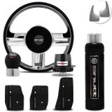 Volante-Shutt-Rallye-Cromado-Xtreme-Cubo-Ka-Focus-Fiesta-Linha-Ford--kit-Black-connect-parts--1-