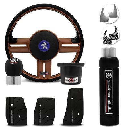 Volante-Shutt-Rallye-Surf-Whisky-GTR-Cubo-Peugeot-206-306-207--kit-Black-connect-parts--1-