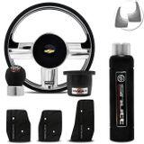 Volante-Shutt-Rallye-Cromado-Xtreme-Cubo-Opala-Caravan--kit-Black-connect-parts--1-