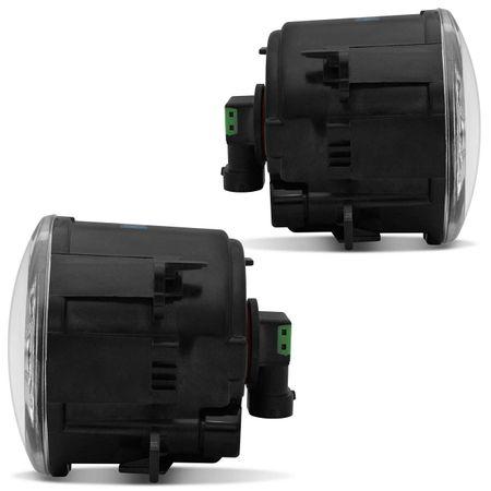 Kit-Led-Farol-Milha-Citroen-Honda-Renault-Ford-Nissan-Mitsubishi-Peugeot-Jeep-Universal-3W-12V-connectparts--3-