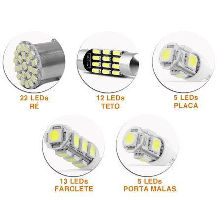 Kit-Lampadas-LED-Pingo-e-Torpedo-Toyota-Etios-Hatch-e-Sedan-Farolete-Placa-Teto-e-Re-connect-parts--1-