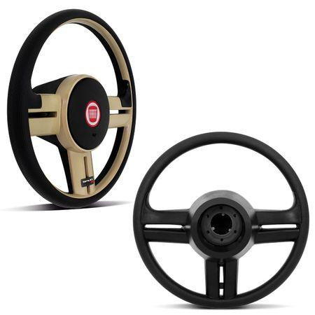 Volante-Shutt-Rallye-Surf-Bege-RS-Cubo-Uno-Tempra-Elba-Fiorino--kit-Black-Connect-Parts--1-