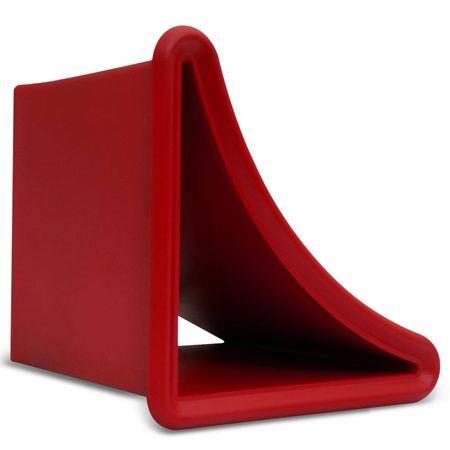 Aero-Duto-Triangular-3-Polegadas-Metalizado-Vermelho-connectparts--1-