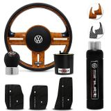 Volante-Shutt-Surf-Madeira-GTR-Cubo-Gol-Golf-Linha-VW--kit-Black-Connect-Parts--1-