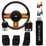 Volante-Shutt-Surf-Madeira-GTR-Cubo-Celta-Corsa-Linha-GM--kit-Black-Connect-Parts--1-