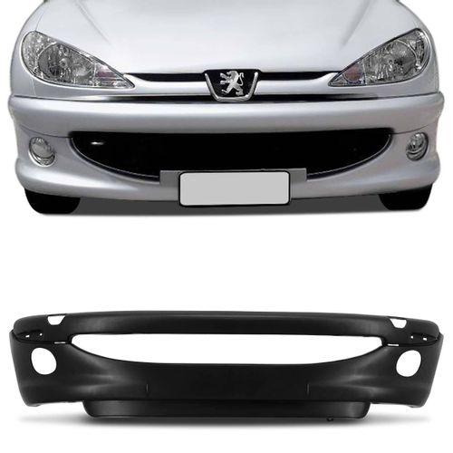Para-choque-Dianteiro-Peugeot-206-Preto-com-Espoiler-sem-Moldura-connectparts--1-