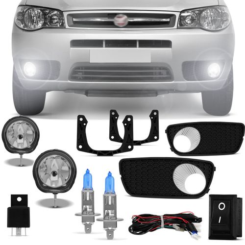 Kit-Farol-Milha-Palio-Weekend-Siena-Strada-G3-Auxiliar-Neblina---Par-Lampadas-Super-Branca-H1-4200K-Connect-Parts--1-