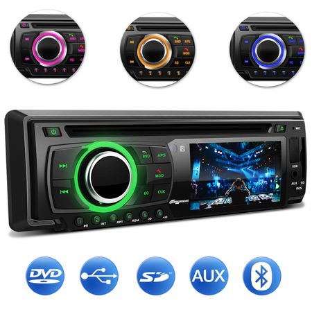 DVD-Player-Automotivo-Quatro-Rodas-USB-SD-AUX-Bluetooth---kit-facil-200w-rms-Connect-Parts--2-