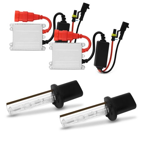 Kit-Farol-Milha-Palio-Weekend-Siena-Strada-G3-Auxiliar-Neblina---Par-Xenon-H1-4300K-com-Reator-Connect-Parts--5-