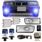 Kit-Farol-de-Milha-BMW-Serie-3-Hatch-Sedan-Coupe-M3-92-a-98---Par-Xenon-H1-10000K-com-Reator-connect-parts--1-