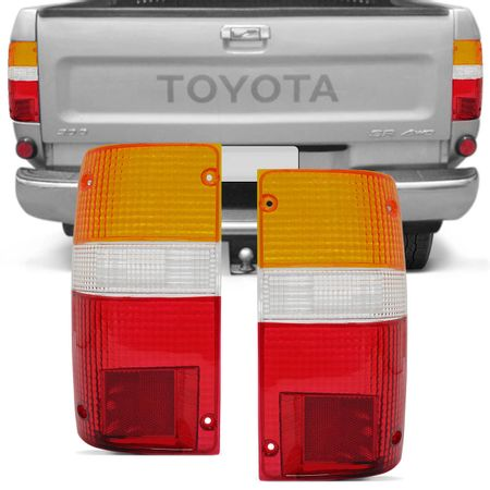 Par-Lente-Lanterna-Traseira-Hilux-92-a-01-Tricolor-connect-parts--1-