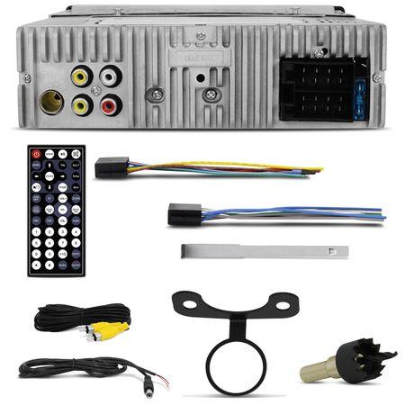 DVD-Player-Quatro-Rodas-1-Din-Tela-LED-3-Pol-BT-USB-MP3---Camera-Re-Multilaser-AU012-Colorida-2-em-1-Connect-Parts--1-