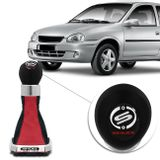 Kit-Coifa-Cambio-Shutt-Corsa-Classic-Hatch-95-a-10-Preta-e-Vermelha---Manopla-Orbitt-G1-Preta-Connect-Parts--1-