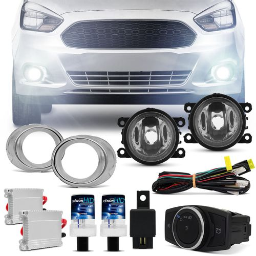 Kit-Farol-de-Milha-Ford-Ka-2015-2016-2017-Aro-Cromado-Auxiliar-Neblina---Xenon-6-Connect-Parts--1-