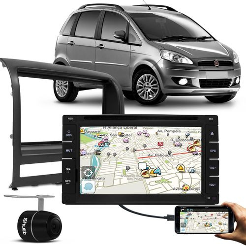 Central-Multimidia-Shutt-6-20-Pol-TV-GPS-USB-Bluetooth-Camera-Re---Moldura-2-Din-Idea-06-a-12-Preta-Connect-Parts--1-