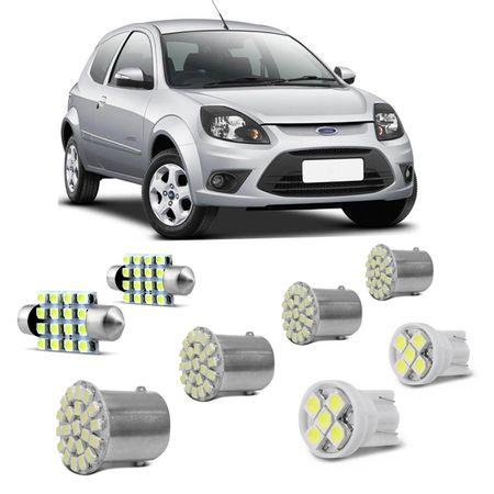 Kit-Lampadas-LED-Pingo-e-Torpedo-Ford-Ka-ate-2014-Farolete-Placa-Teto-e-Re-connect-parts--1-