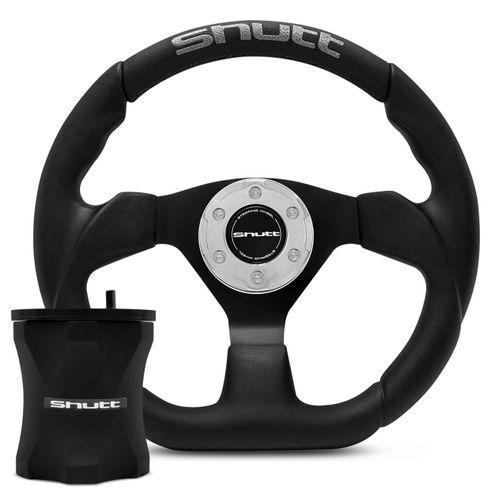 Kit-Volante-Esportivo-Shutt-SRB-VW-Voyage-Gol-Preto-com-Cubo-em-Aluminio-e-Acionador-de-Buzina-connect-parts--1-