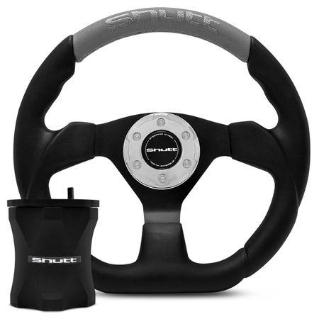 Kit-Volante-Esportivo-Shutt-SRHB-Fusca-Preto-e-Cinza-com-Cubo-em-Aluminio-e-Acionador-de-Buzina-connect-parts--1-