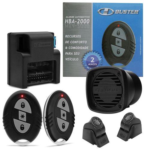 Alarme-Automotivo-H-Buster-HBA-2000-Universal-2-Controles-Slim-Sirene-Dedicada-connectparts--1-