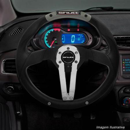 Kit-Volante-Shutt-Gol-Preto-Cinza-Aplique-Cromado-Cubo-em-Aluminio-e-Acionador-de-Buzina-connect-parts--1-