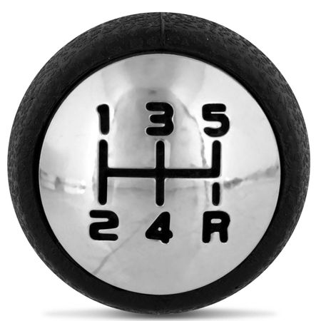Manopla-de-Cambio-Bola-Peugeot-206-207-Citroen-C3-2003-a-2012-Preta-com-Lente-Cromada-connectparts--3-