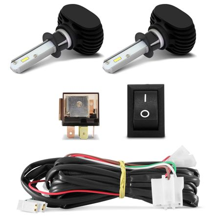 Kit-Farol-de-Milha-Santana-Quantum-99-a-06-Botao-Universal---Par-Lampadas-Ultraled-H1-6000K-Connect-Parts--1-