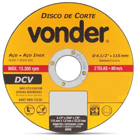 Kit-com-10-Discos-de-Corte-Vonder-Aco-e-Aco-Inox-4.12-Polegas-115-mm-13.300-RPM-2-Telas-80-ms-connect-parts--1-
