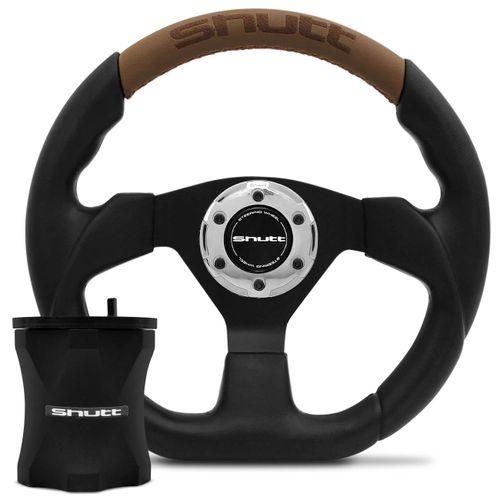Kit-Volante-Esportivo-Shutt-New-Racing-SRMB-Preto-Marrom-Cromado-Gol-Cubo-Aluminio-Aciona-Buzina-connect-parts--1-