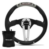 Kit-Volante-Shutt-RMX2-Preto-Cinza-Parati-Polo-Aplique-Cromado-Cubo-Aluminio-Acionador-Buzina-Connect-Parts--1-