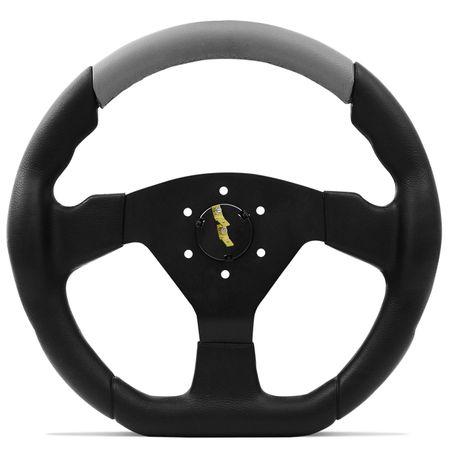Kit-Volante-Esportivo-Shutt-SRHB-Preto-e-Cinza-Variant-com-Acionador-de-Buzina-Cubo-Aluminio-connect-parts--1-