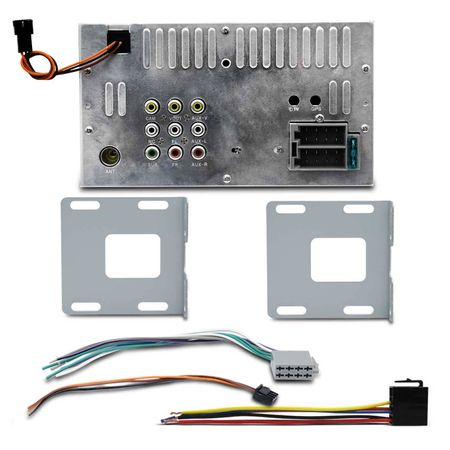 Central-Multimidia-Multilaser-Evolve-Fit-P3328-2-Din-7-Pol-Bluetooth-Espelhamento-Smartphone-USB-connectparts--1-