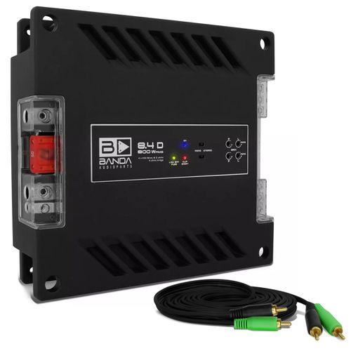 Modulo-Amplificador-Banda-800.4-800W-RMS-2-Ohms-4-Canais---Cabo-RCA-4mm-5-Metros-connect-parts--1-
