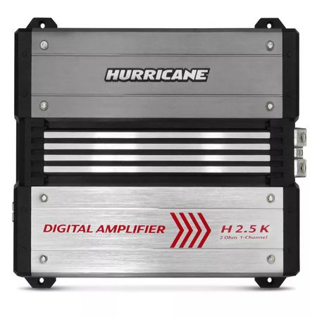 Modulo-Amplificador-Hurricane-H-2.5K-2500W-RMS-1-Canal-2-Ohms---Cabo-RCA-4mm-5-Metros-connect-parts--1-