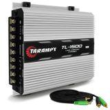 Modulo-Amplificador-Taramps-TL1500-390W-RMS-2-Ohms-3-Canais---Cabo-RCA-4mm-5-Metros-connect-parts--1-