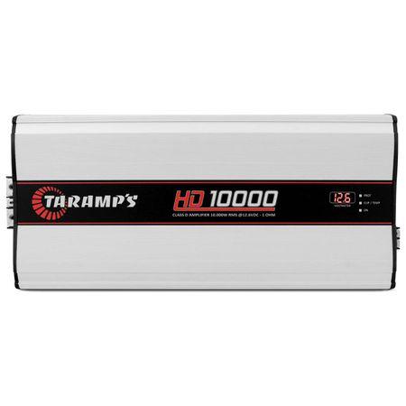 Modulo-Amplificador-Taramps-HD10000-10000W-RMS-1-Ohm-Mono-1-Canal---Cabo-RCA-4mm-5-Metros-connect-parts--1-