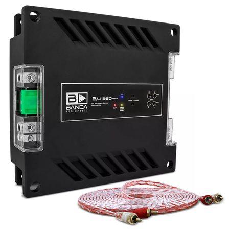Modulo-Amplificador-Banda-Voxer-2.4-360W-RMS-4-Canais-2-Ohms---Cabo-RCA-Stetsom-5m-connect-parts--1-