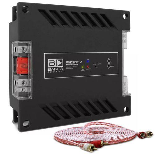 Modulo-Amplificador-Banda-Expert-801-800W-RMS-2-Canais-1-Ohm---Cabo-RCA-Stetsom-5m-connect-parts--1-